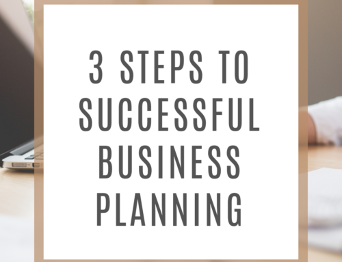 Successful Planning Starts Much Earlier Than You Think