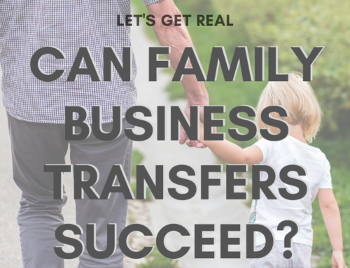 Can Family Business Transfers Succeed?