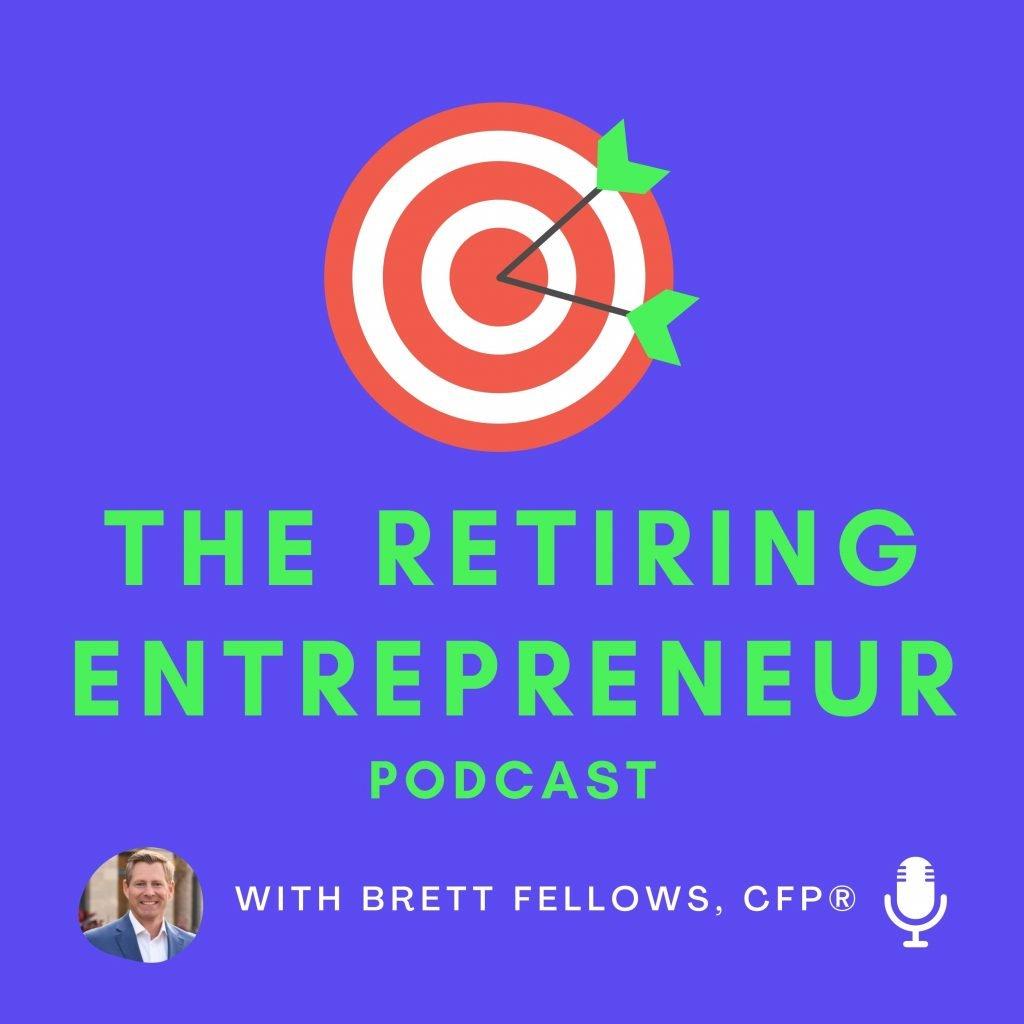 The Retiring Entrepreneur Podcast Cover